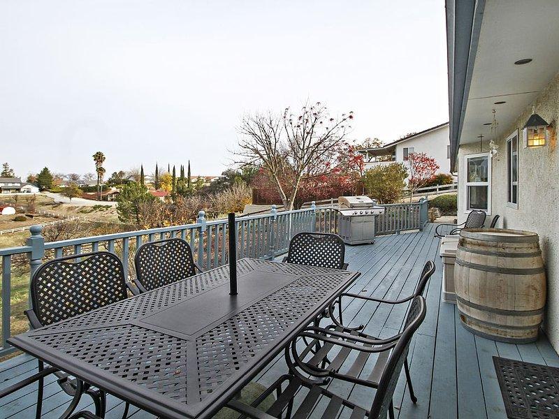 COF House--Access to Everything Paso Robles!, location de vacances à Paso Robles