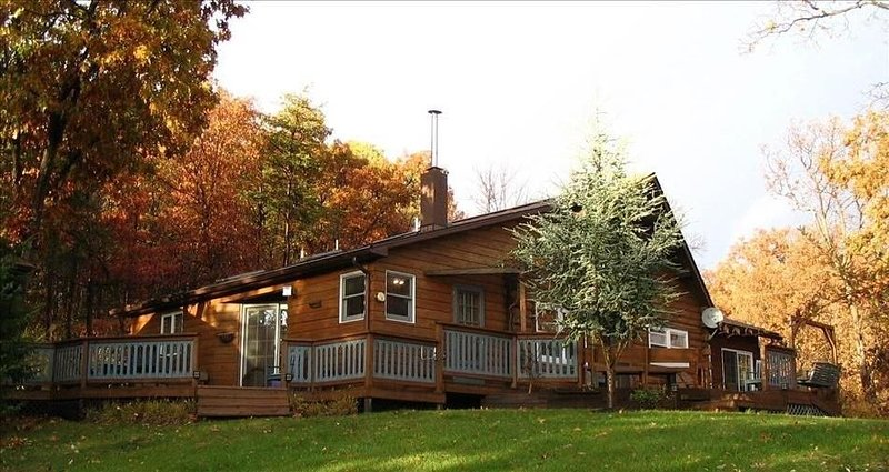 Mountain Rendezvous at Raystown Lake, holiday rental in Saxton