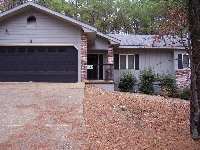 Single Level Home 3 Bedrooms,2 Full Baths ! With hot tub, alquiler vacacional en Hot Springs Village