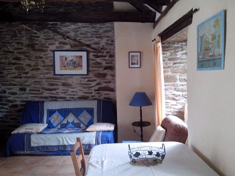 Le Pailhot de Combret (Cévennes), holiday rental in Lozere