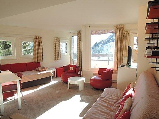Very nice 3 rooms charm in duplex, vacation rental in Avoriaz