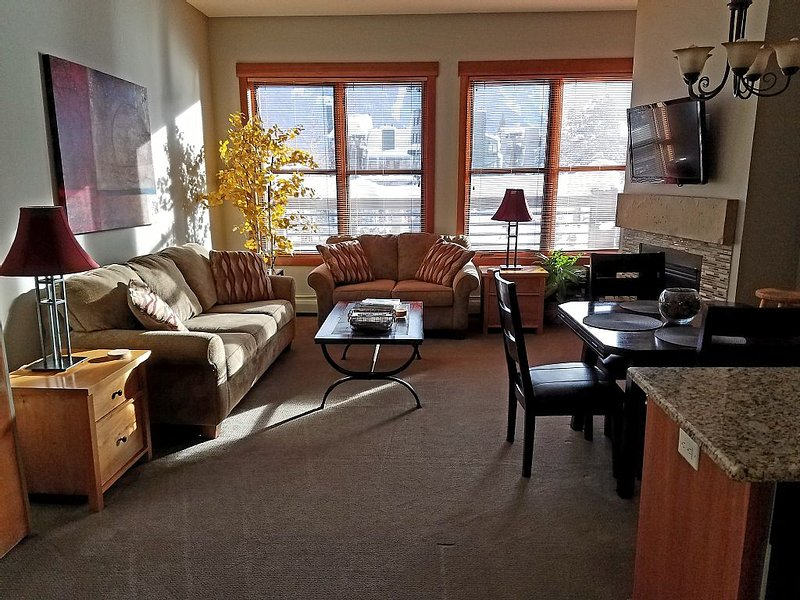 Closest Condo to the Chairlift!, vacation rental in Frisco