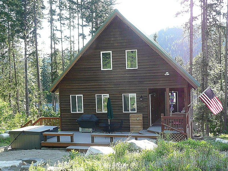 Nason Creek Cabin - Great Reviews!!!, vacation rental in Leavenworth