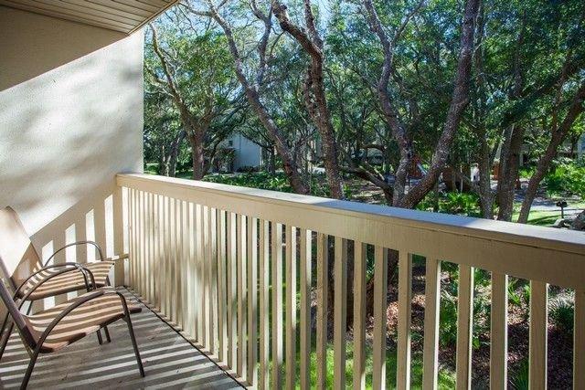 VILLA 212 3 bedrooms, 2 bathroom, vacation rental in Jekyll Island