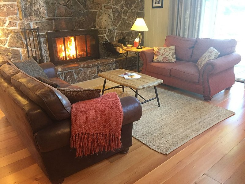 Spacious and Comfortable,  Hot tub and everything  in Teton Village nearby! ⛷, location de vacances à Jackson Hole