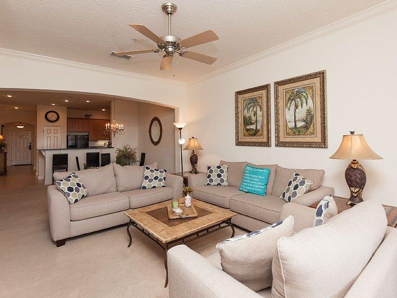 Cinnamon Beach Sunset View - Unit 1042!! Sleeps 8 and Pet Friendly!!, location de vacances à Palm Coast
