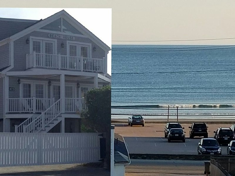 9 BEDROOMS, 6 BATHROOMS ACROSS FROM FIRST BEACH, holiday rental in Middletown