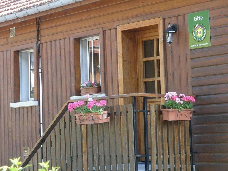 Bel appartement dans maison, vacation rental in La Bresse