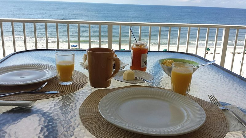 **Simply Irresistible!**Gulf Front Condo**Come Enjoy The Beach!**, vacation rental in Orange Beach