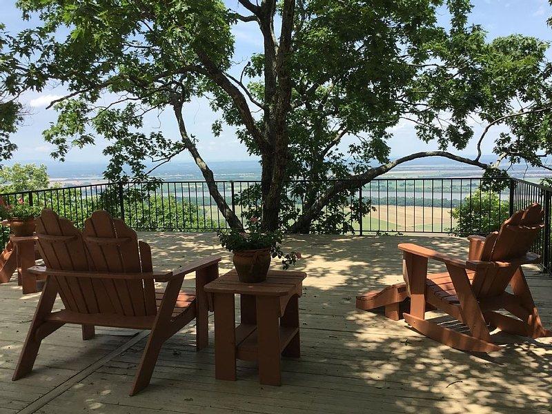 Amazing Panaromic View of the Arkansas River, location de vacances à Adona
