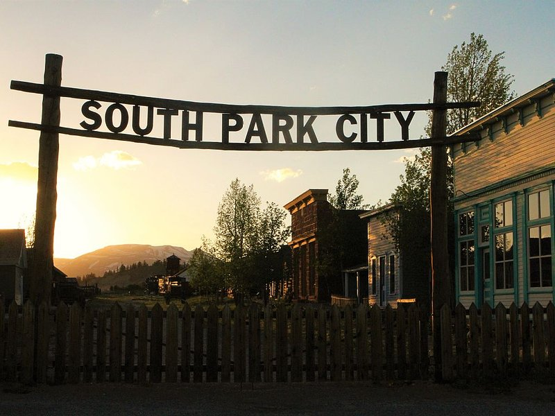 South Park City Museum - Nearby remarkable recreation of early mining town