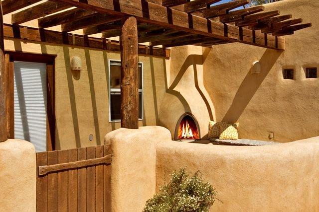 Buena Vista Panoramic Mountain Views Outdoor Kiva Fireplace, casa vacanza a El Prado