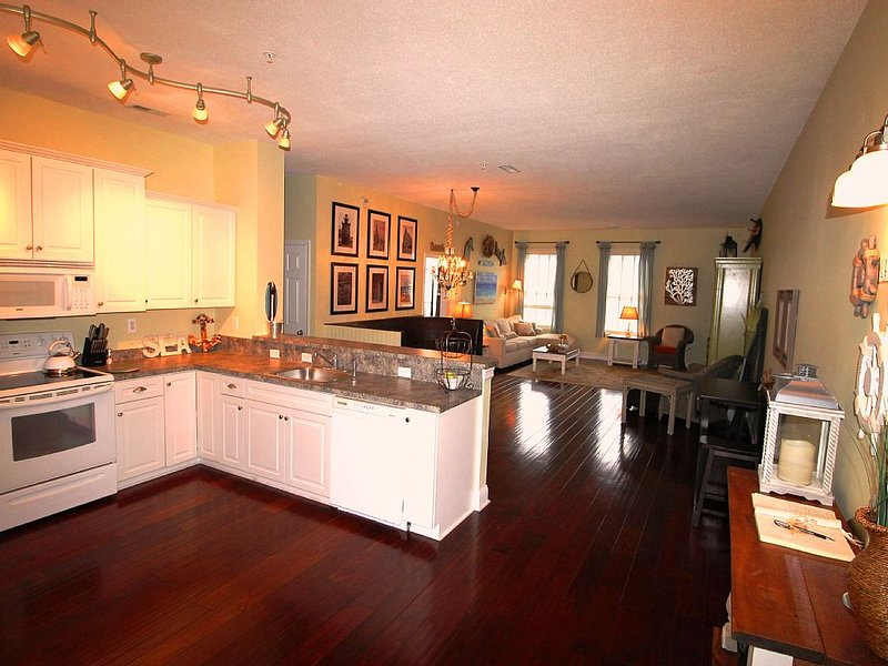 Luxury Condo - Vofp - 'Featured in Delaware Today', holiday rental in Harbeson