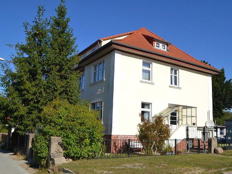 Ferienappartement Sonnenland, holiday rental in Seebad Ahlbeck