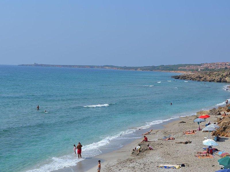 IUN P3629 Appart. vista mare in San Giovanni di Sinis a 100 m dalla spiaggia, vacation rental in Torre Grande