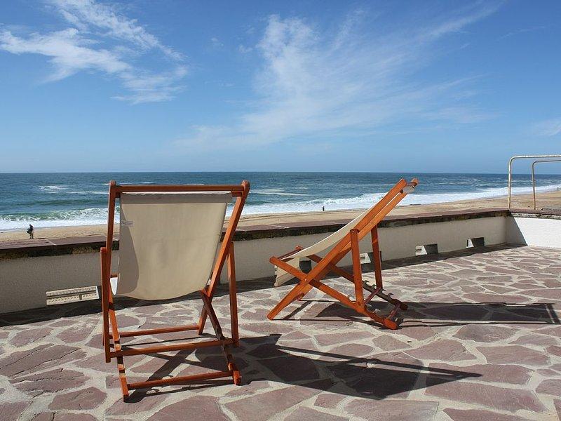 Villa face à l'Océan sur la plage de Hossegor, casa vacanza a Hossegor