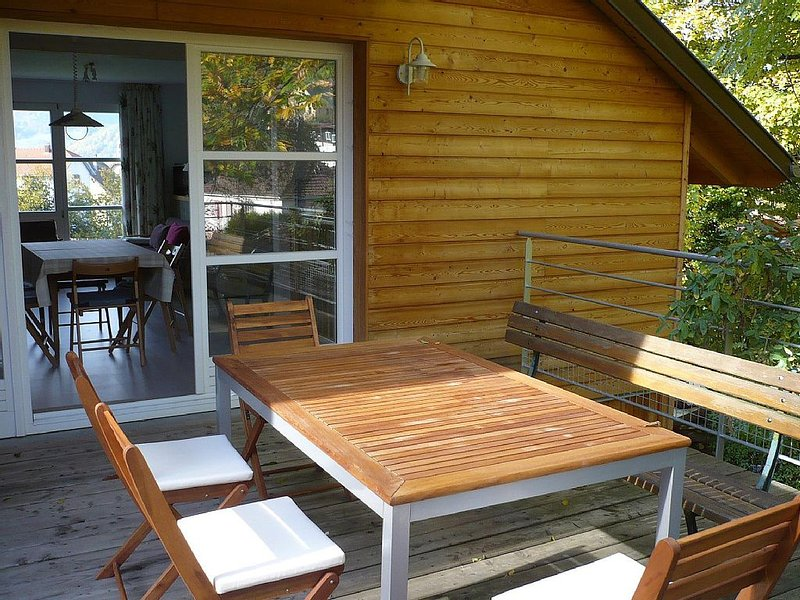 cozy cottage in the heart of the Munster Valley with beautiful views of the pea – semesterbostad i Haut-Rhin