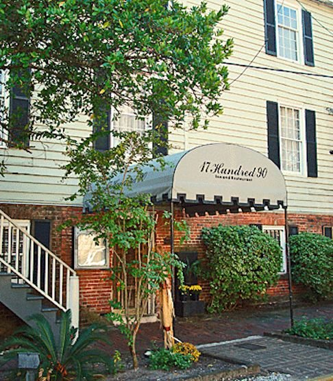 The Famous 17Hundred90 Restaurant and Pub is nearby. Ask us for 2 Drink Coupons!