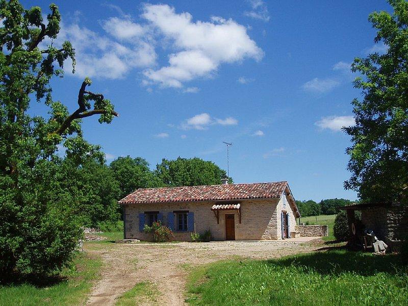 Nature et détente à la ferme d'Armande, vacation rental in Labastide-de-Penne