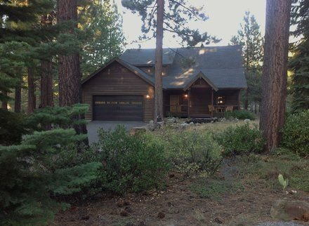Beautiful Lake Davis Cabin Near Graeagle- 6th & 7th Night Free, holiday rental in Beckwourth