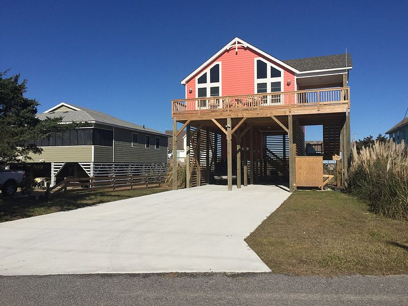 Conched Out -  2BR, 2 Full BA, Sleeps 6, holiday rental in Hatteras Island