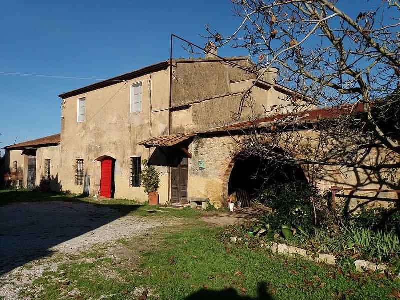 appartamento in casa di campagna tra mare e cultura, vacation rental in Castagneto Carducci