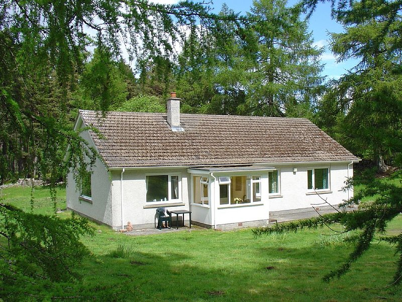 Peaceful Cosy 'home-from-home'  Drumguish by Kingussie, location de vacances à Kingussie