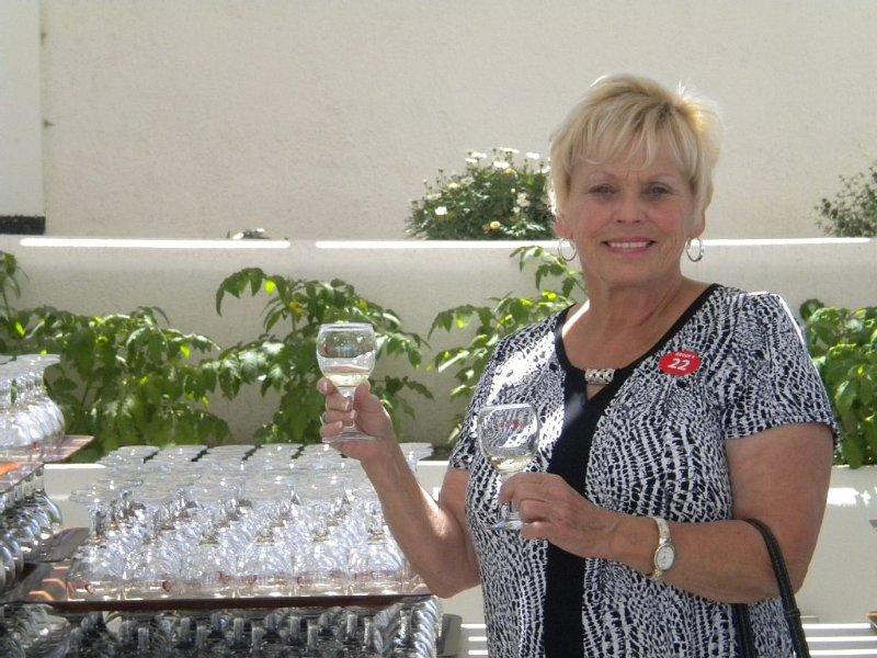 Wine tasting in SANTARINI GREECE