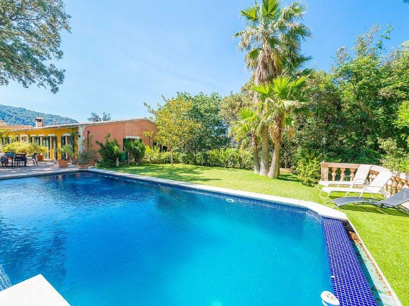 ESPORLES DE SON DURI - Villa for 8 people in Esporlas ., location de vacances à Estellencs
