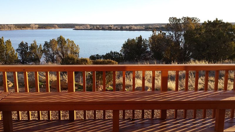 Amazing White Mountain Lake Townhome- 300 acre Private Lake outside Show Low, AZ, holiday rental in Show Low
