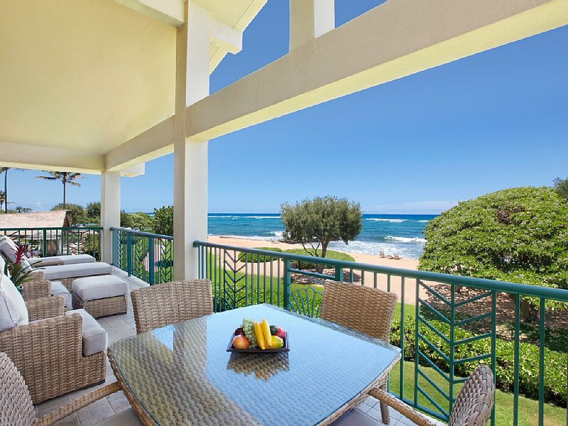 H201 He'e Nalu Surf PRESIDENTIAL Penthouse WOW, vacation rental in Kapaa