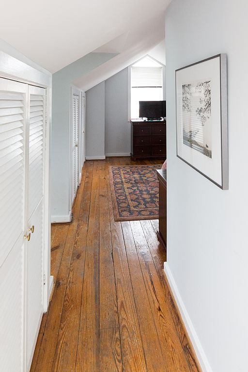 Master Bedroom hallway.