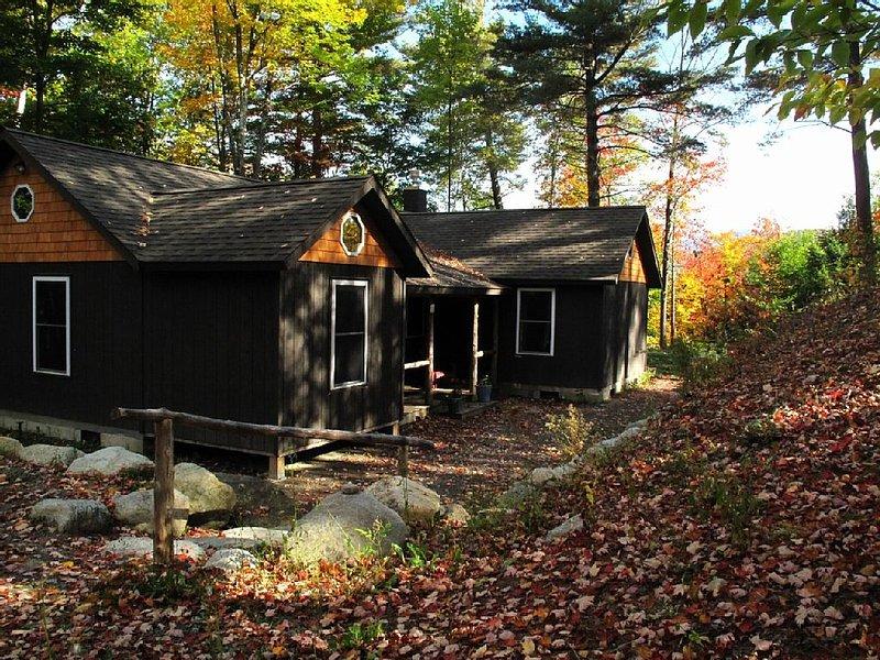 Mercy Cabin at Random Scoots, Keene, NY, Adirondack High Peaks, location de vacances à Keene
