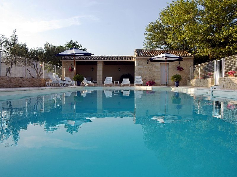 apartment in mas tt comfort 4 to 6 people, 5 min walk from the city ctr, holiday rental in Serviers-et-Labaume
