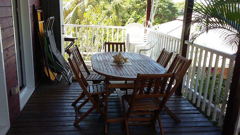 Boiling in Gite Rental, small-Anse area, location de vacances à Bouillante