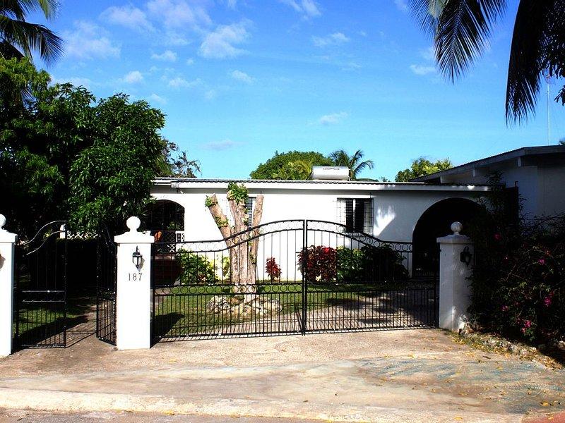 Front Entrance View - Part of Villa View