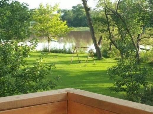 Lake Cabin with Boat Dock, alquiler vacacional en Kansas