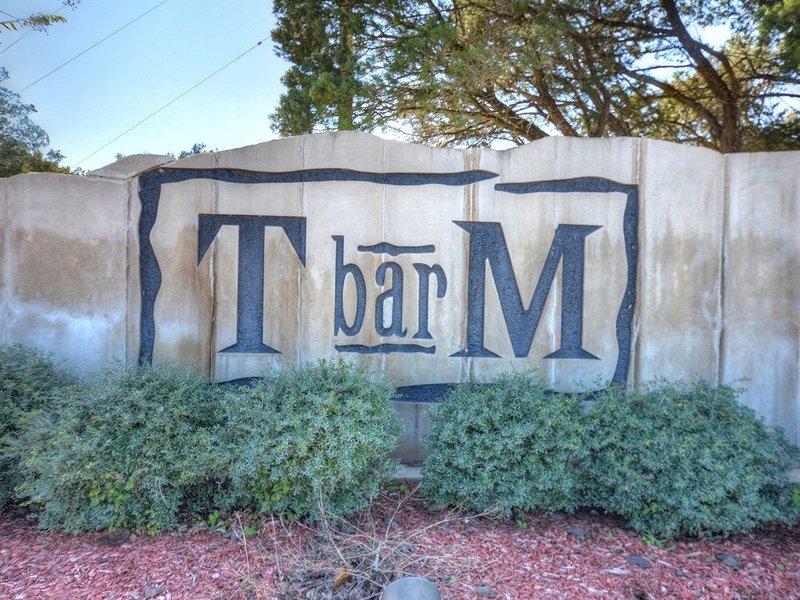 T Bar M Entrance