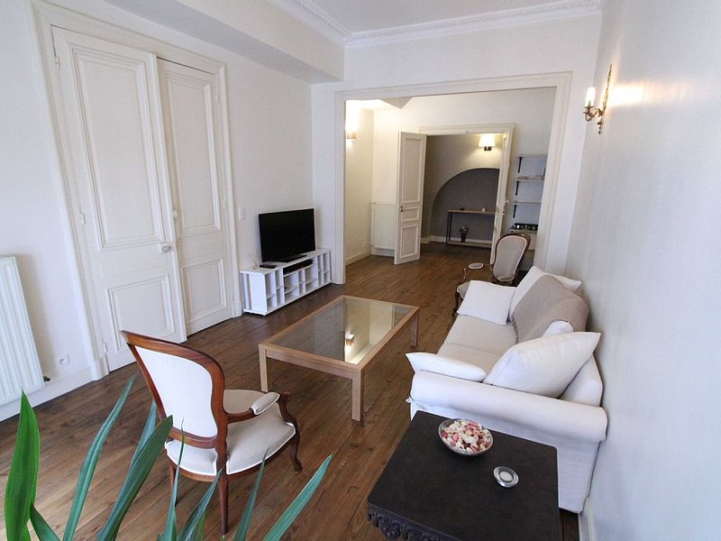 Charming apartment downtown Pau (64), location de vacances à Gan