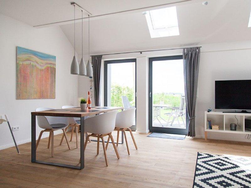 Exklusive Ferienwohnungen im historischen Gulfhof polder72 | Wohnung 8 | Hero, holiday rental in Esens