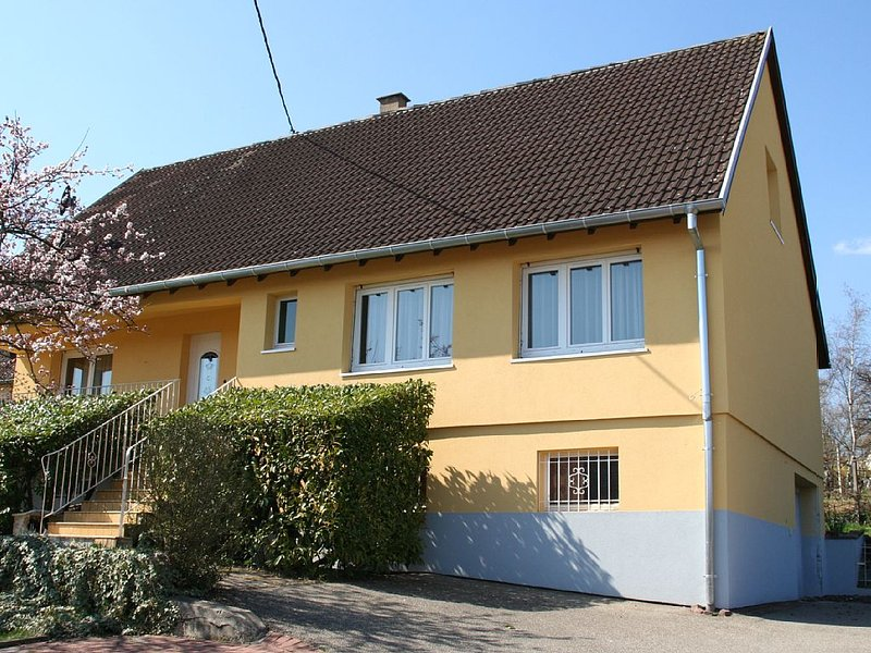Maison individuelle au coeur du vignoble alsacien, classée 3 étoiles, Ferienwohnung in Haut-Rhin