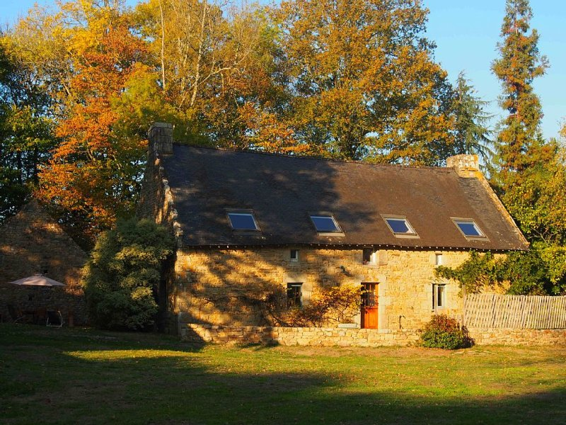 maison 10 pers, près du Golfe du Morbihan, Carnac, la Trinité / Mer, holiday rental in Landevant