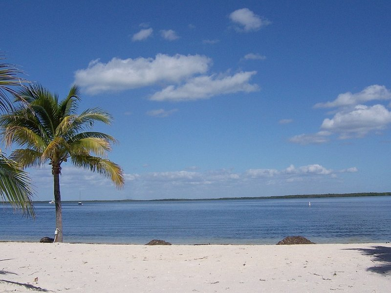 Home Away From Home, Cozy 3 Bedroom Beachfront & Waterfront Key Largo Home, location de vacances à Key Largo