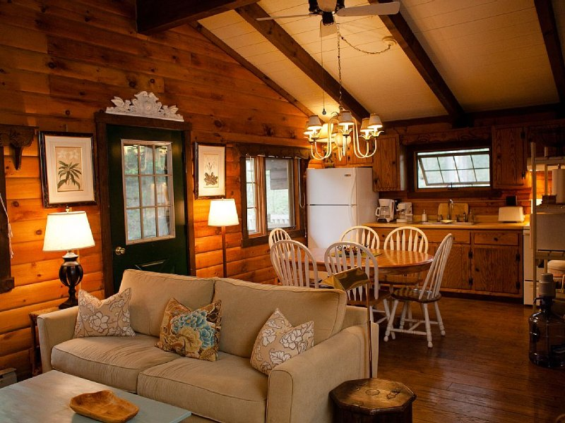 Charming, Eco-Friendly Cabin Retreat, Heart of Deep Creek, casa vacanza a Oakland