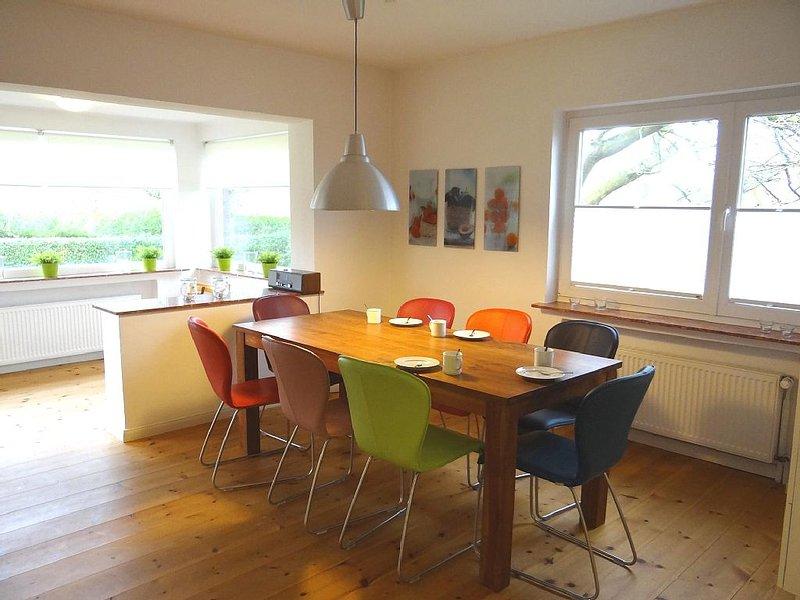 Neu und frisch: Dieses Feriendomizil wurde mit viel Hingabe renoviert und bietet, holiday rental in Carolinensiel