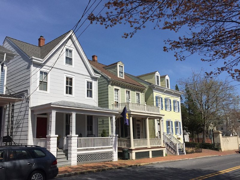 Historic Annapolis Home And Garden, vacation rental in Annapolis