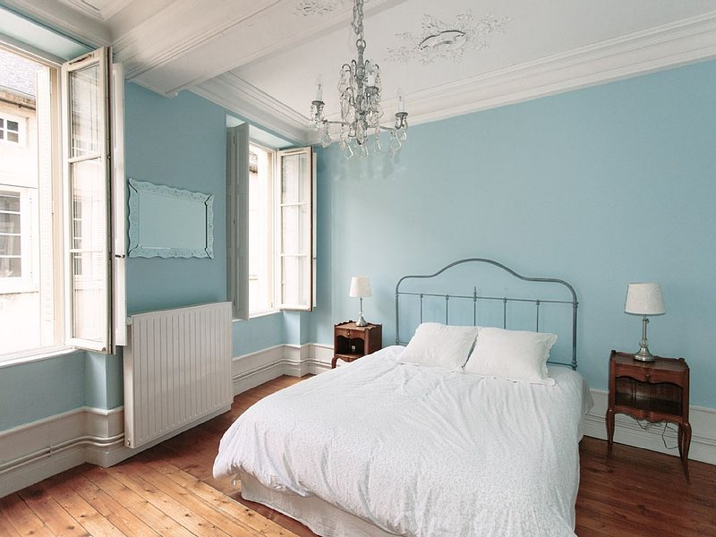 Popular & Gorgeous 2 Bedroom Appt. in Heart of Beaune, vakantiewoning in Ruffey-les-Beaune