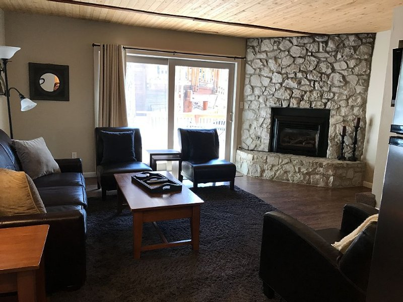 Beautiful Level Entry 3 Bedroom, 2 Bath Tahoe Cabin, alquiler de vacaciones en Lago Tahoe