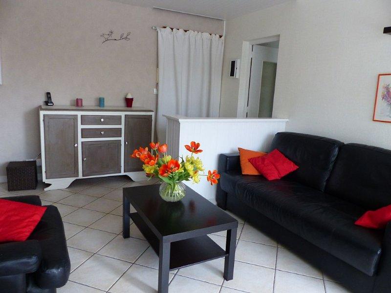 Appartement classé ***, calme et ensoleillé, vélos inclus. Lac à 5 mn, holiday rental in Annecy-le-Vieux