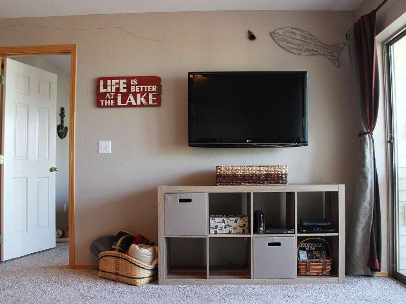 Remodeled 3br/3ba Table Rock Lake View Condo, Walk in Level, Great place to Stay, alquiler de vacaciones en Branson